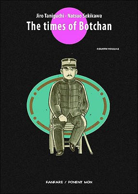 The Times of Botchan, Volume 4 Cover