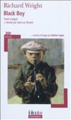 Black Boy (Folio Plus Classique) Cover Image