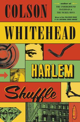 Harlem Shuffle Cover Image