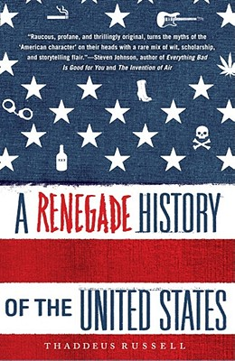 A Renegade History of the United States Cover