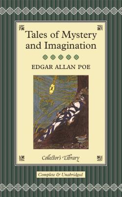 Tales of Mystery and Imagination Cover Image