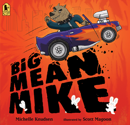 Cover for Big Mean Mike