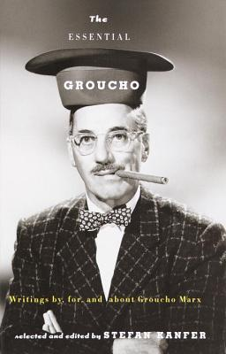 The Essential Groucho Cover