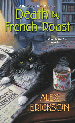 Death by French Roast (A Bookstore Cafe Mystery #8) Cover Image
