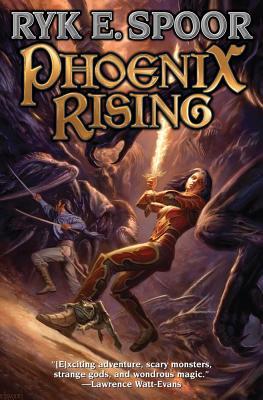 Phoenix Rising (Balanced Sword #1) Cover Image