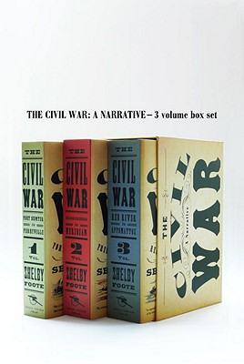 The Civil War: A Narrative Cover Image