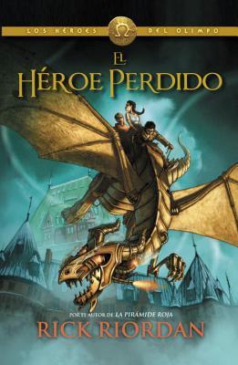 El Heroe Perdido = The Lost Hero Cover