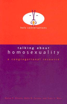 Cover for Talking about Homosexuality