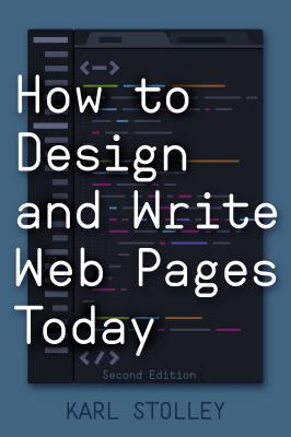 How to Design and Write Web Pages Today Cover Image