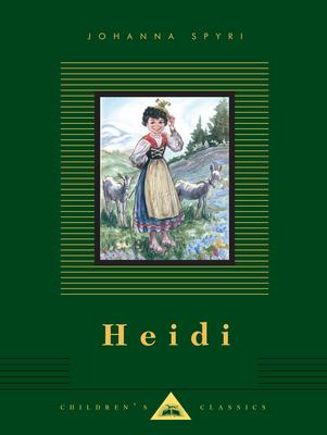 Cover for Heidi (Everyman's Library Children's Classics Series)