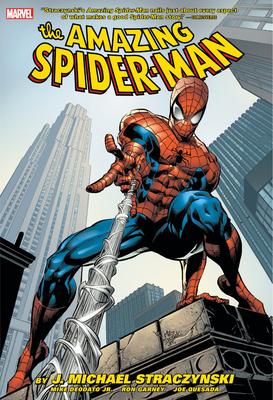 Amazing Spider-Man by J. Michael Straczynski Omnibus Vol. 2 Cover Image