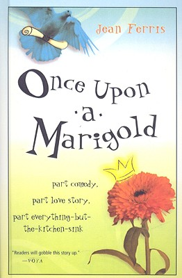 Once Upon a Marigold Cover Image