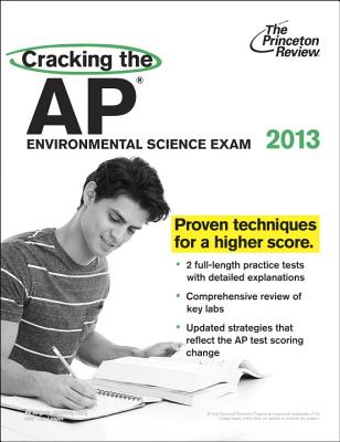 Cracking the AP Environmental Science Exam, 2013 Edition Cover