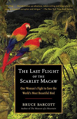 The Last Flight of the Scarlet Macaw Cover