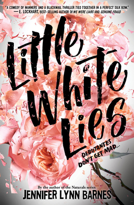 Little White Lies (Debutantes #1) Cover Image