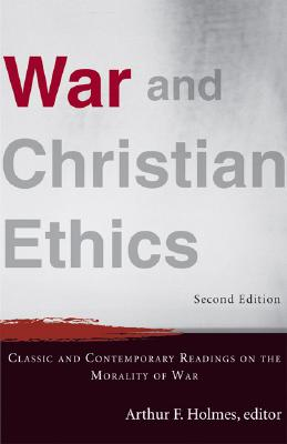 War and Christian Ethics Cover