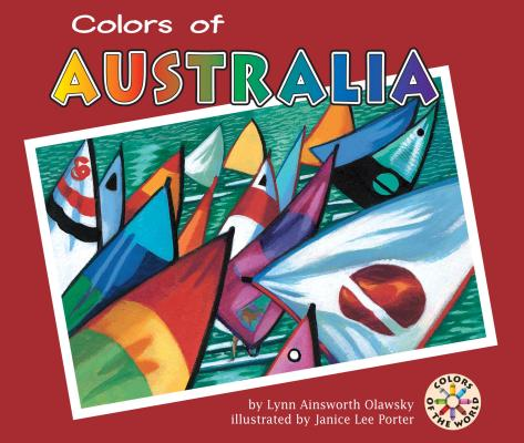 Colors of Australia Cover Image