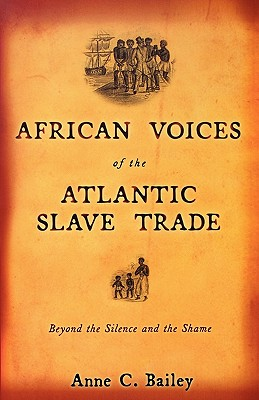 African Voices of the Atlantic Slave Trade Cover