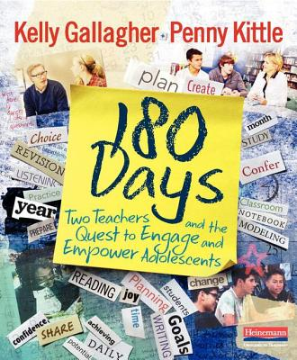 180 Days: Two Teachers and the Quest to Engage and Empower Adolescents Cover Image