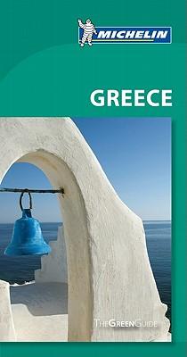Michelin Green Guide Greece Cover