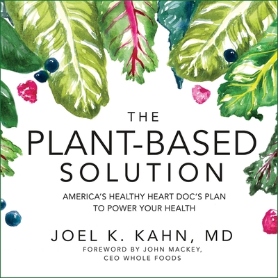 Cover for The Plant-Based Solution