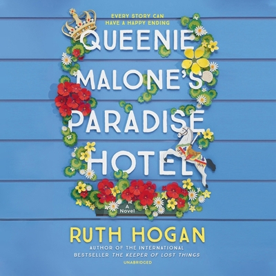 Cover for Queenie Malone's Paradise Hotel Lib/E