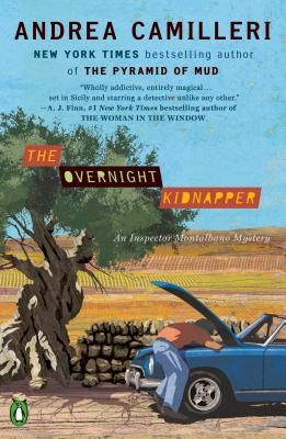 The Overnight Kidnapper (An Inspector Montalbano Mystery #23) Cover Image