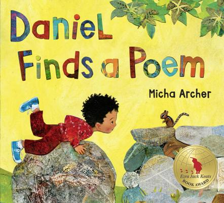 Daniel Finds a Poem Cover