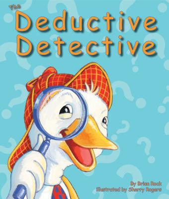 The Deductive Detective Cover
