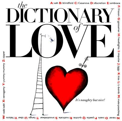 The Dictionary of Love Cover