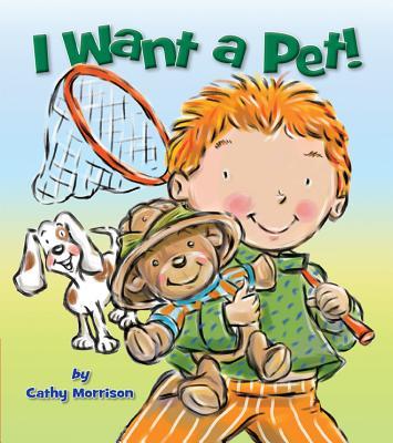 I Want a Pet! Cover