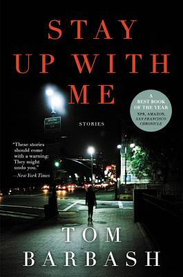 Stay Up With Me: Stories Cover Image