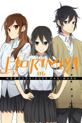 Horimiya, Vol. 6 Cover