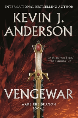 Vengewar (Wake the Dragon #2) Cover Image