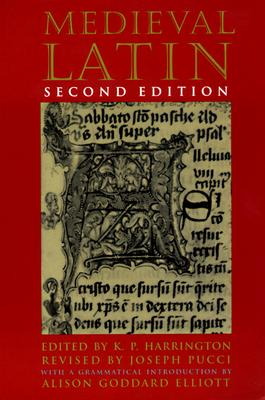 Cover for Medieval Latin