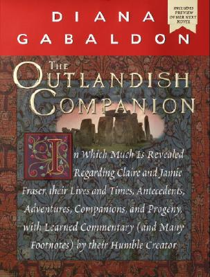 The Outlandish Companion Cover