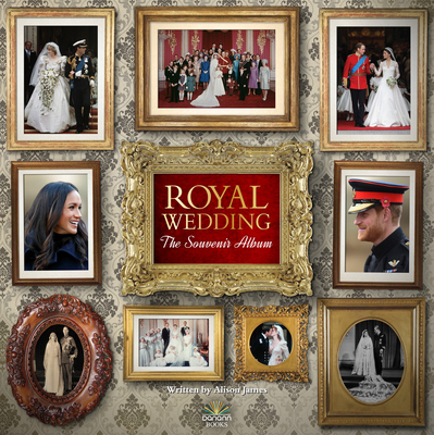 Royal Wedding: The Souvenir Album Cover Image