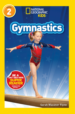 National Geographic Readers: Gymnastics (L2) Cover Image