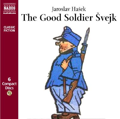 The Good Soldier Svejk Cover