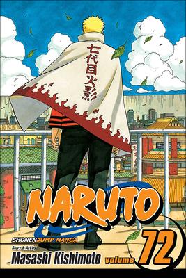 Naruto, Volume 72 Cover Image