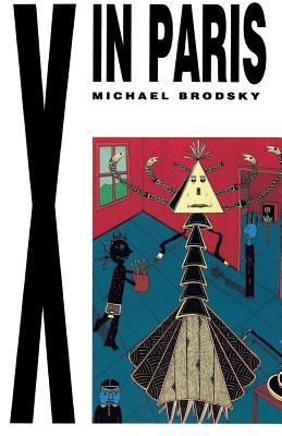 X in Paris Cover Image