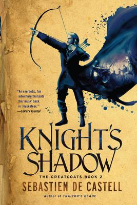 Knight's Shadow (The Greatcoats #2) Cover Image