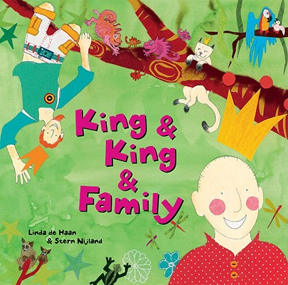 King and King and Family Cover Image
