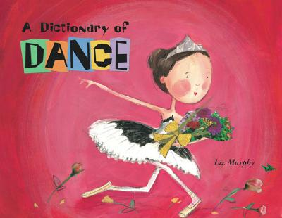 A Dictionary of Dance Cover