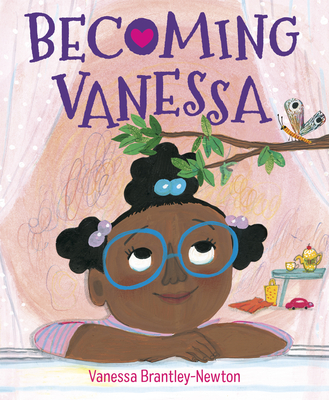 Cover for Becoming Vanessa