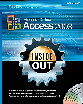Microsoft Office Access 2003 Inside Out Cover Image