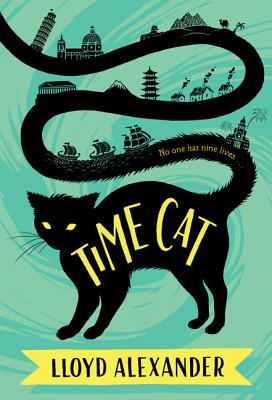 Time Cat Cover