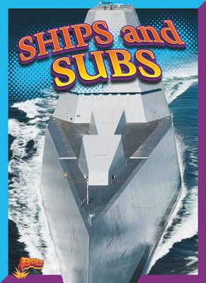 Ships and Subs (Rank It!) Cover Image