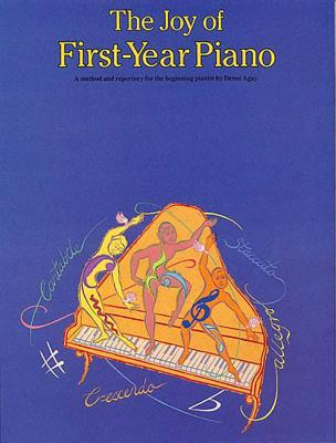 The Joy of First Year Piano Cover Image