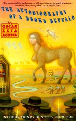 Autobiography of a Brown Buffalo (Vintage International) Cover Image
